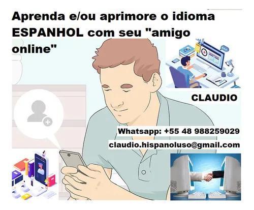 Aprenda espanhol online