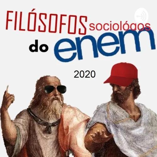 Aulas de filosofia e sociologia para o en