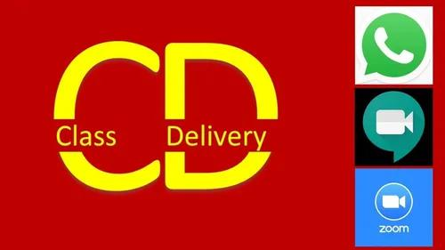Aulas E Suporte Online, Download, Off-line - Delivery