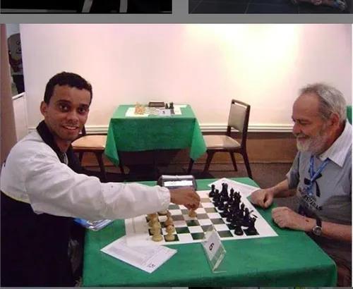 Aulas online de xadrez
