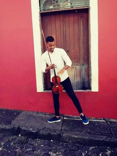 Aulas particulares de violino online