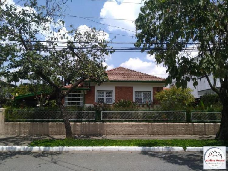 Casa à venda no brooklin paulista - são paulo, sp.