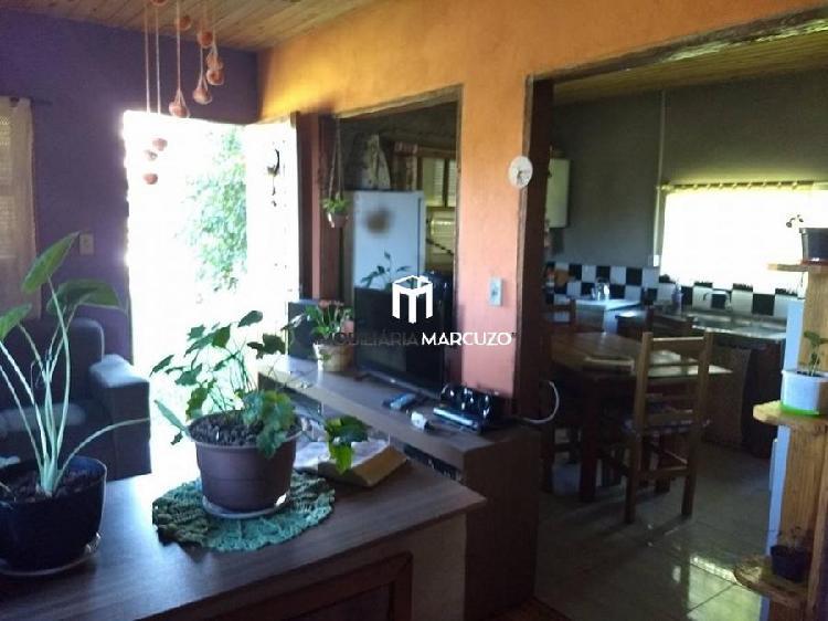 Casa à venda no parque serrano - itaara, rs. im207642