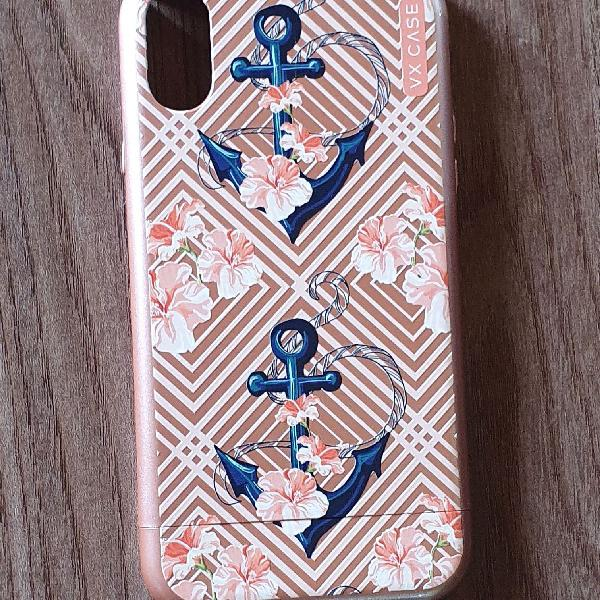 Case i-phone xr - vx case