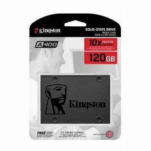 Hd ssd kingston 120gb a400