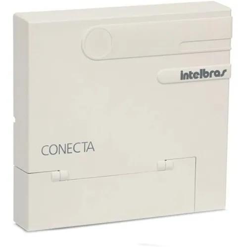 Micro pabx intelbras conecta 2 linha 8 ramais - novo