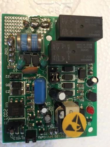 Placa 01 tronco pabx modulare i - intelbrás