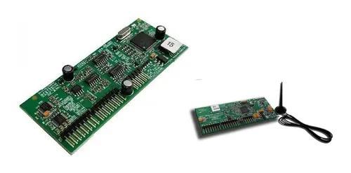 Placa ramal dect (5rm) modulare / conecta mais+placa disa