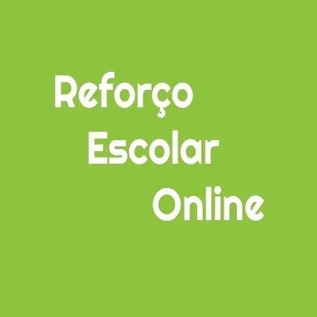 Reforço escolar online. aulas particulares