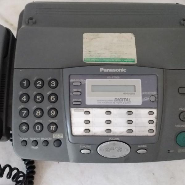 Telefone / fax panasonic