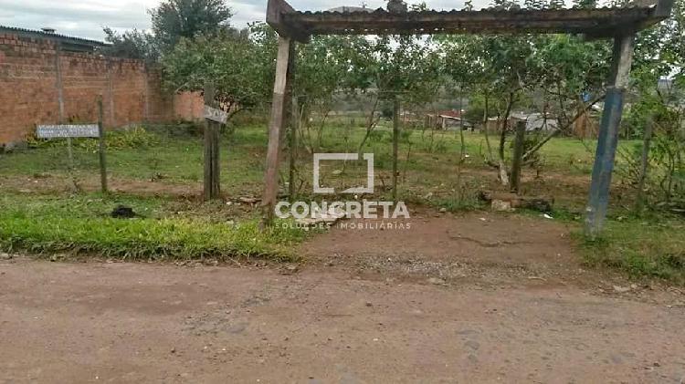 Terreno/lote à venda no lorenzi - santa maria, rs. im236854