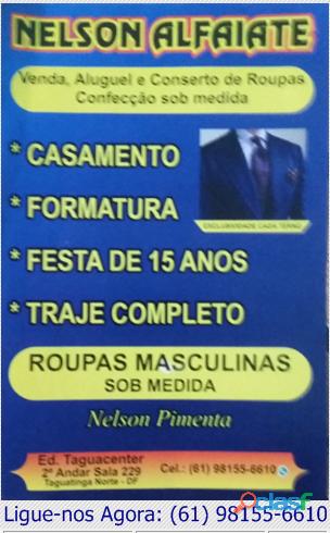 Alfaiataria, Nelson Alfaiate