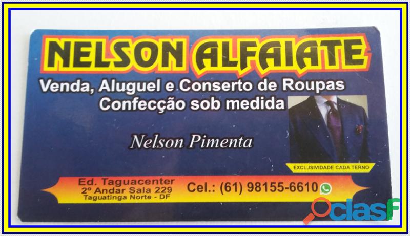 Alfaiataria, Nelson Alfaiate 1