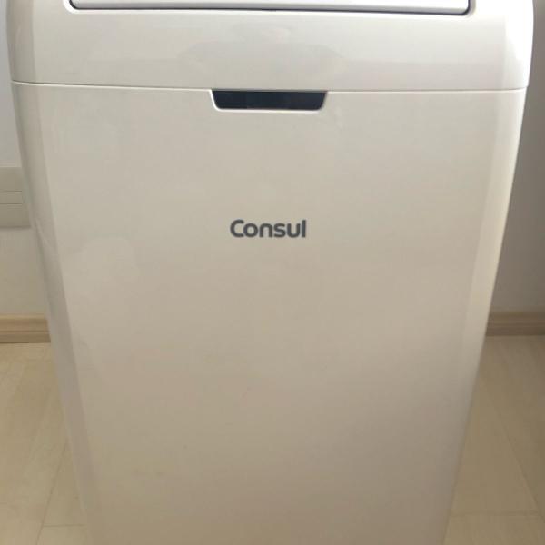 Ar condicionado portátil 12000 btu consul com controle