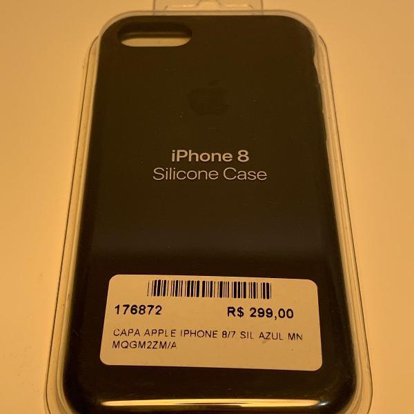 Capa iphone 7, 8 e se geração 2