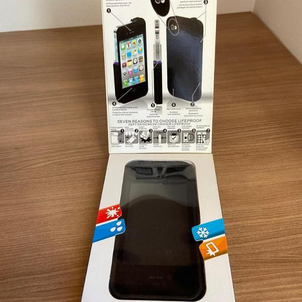 Case para iphone 4s _ antishock _ comprado nos eua