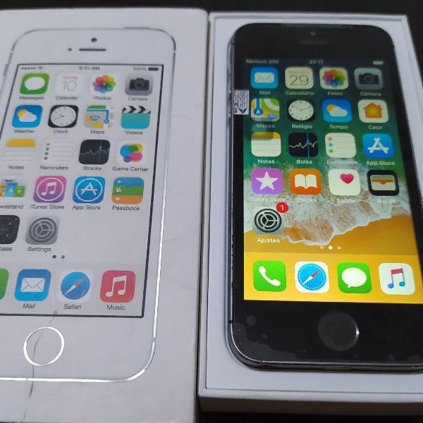 Iphone 5s ( novo vitrine )