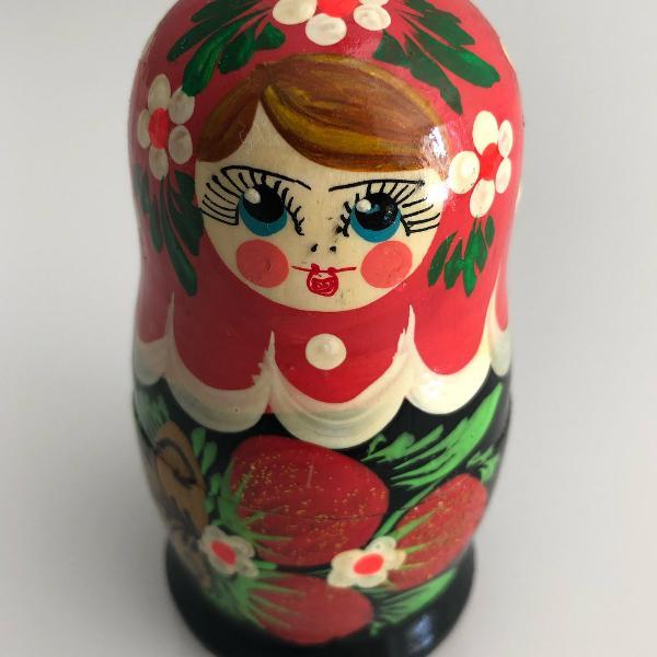 Matrioska - boneca russa