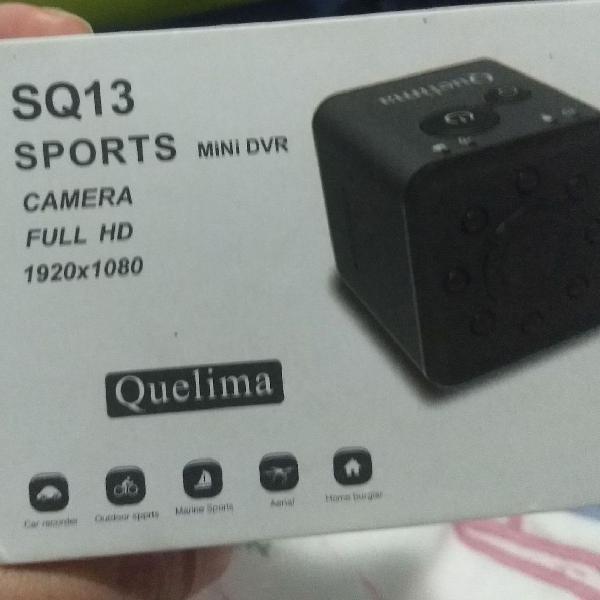 Mini câmera full hd