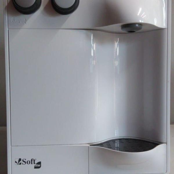 Purificador água refrigerado por compressor soft star