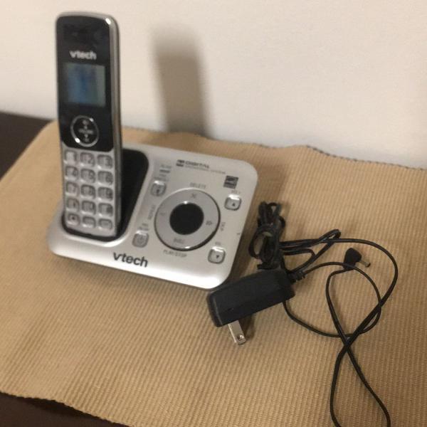 Telefone sem fio importado vtech