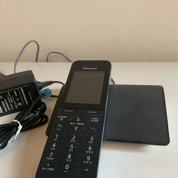 Telefone sem fio panasonic pnlv 236lb