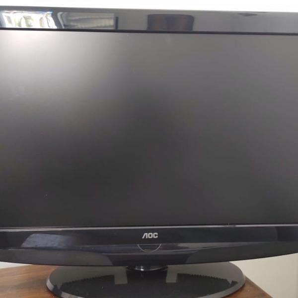 Tv aoc, lcd, 26