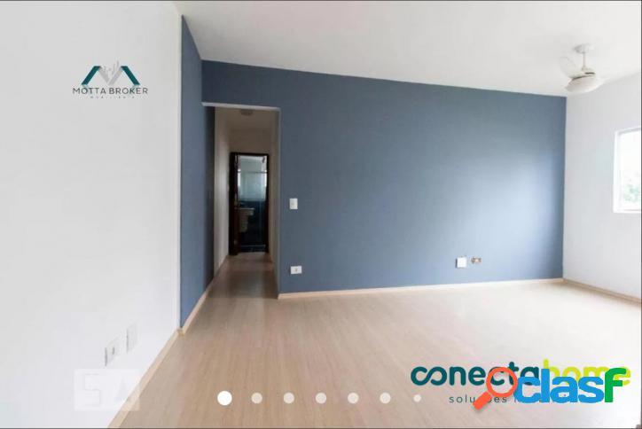 Apartamento de 78 m², 2 dormitórios e 1 vaga, próximo metrô vila prudente.