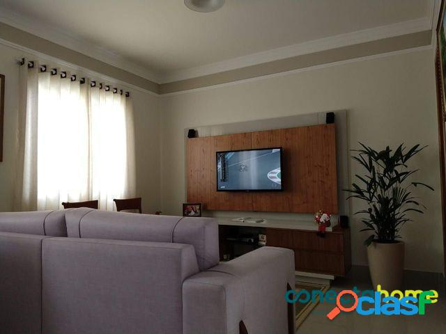 Casa em condomínio de 158 m², 3 dormitórios e 2 vagas na vila mazzei