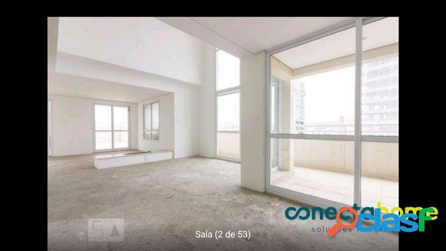 Cobertura duplex de 315 m², 5 suítes e 5 vagas em santana