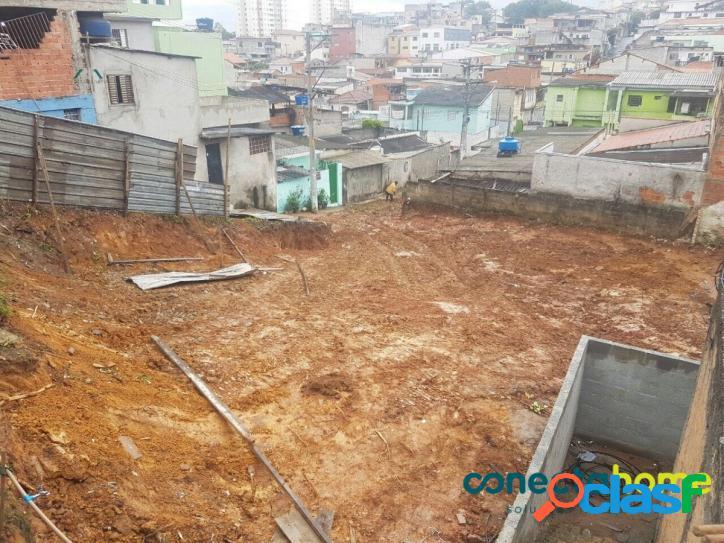 Terreno de 500 m² em lauzane paulista