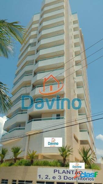 Apartamento com 2 dorms em praia grande - caiçara por 330 mil à venda