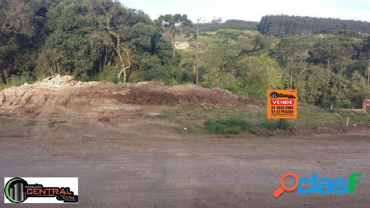 Terreno - Venda - Farroupilha - RS - Monte Pasqual