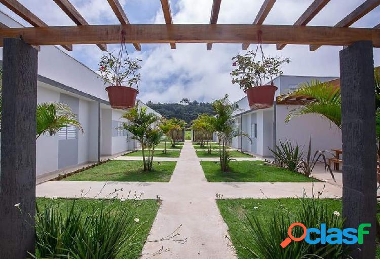 Casa em condomínio - venda - caraguatatuba - sp - capricórnio i
