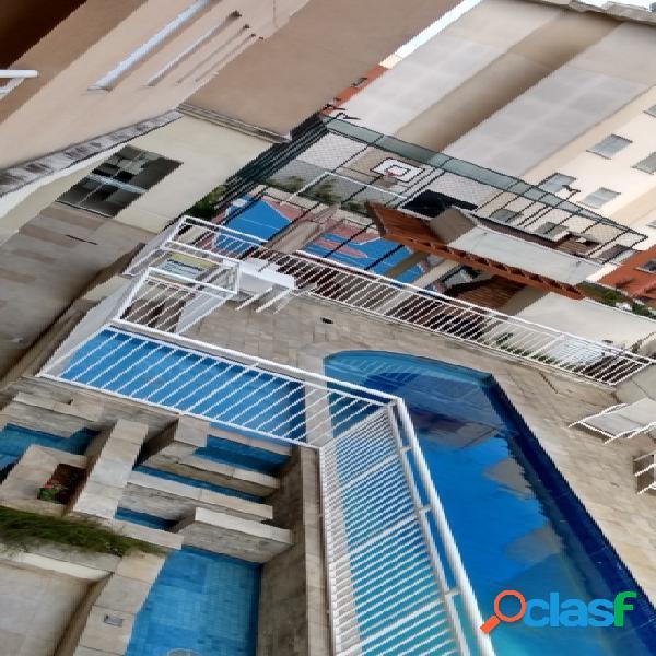 Apartamento com condominio - venda - santo andré - sp - vila curuçá