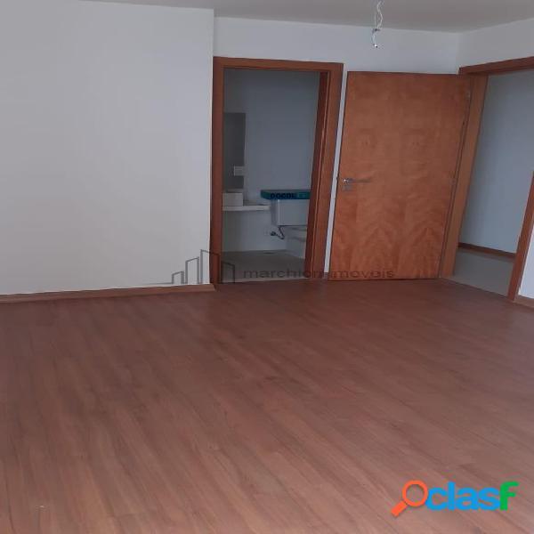 Apartamento 3 quartos 1 suíte dependência lazer de clube no térreo