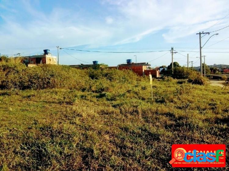 Excelente terreno linear 360m² - com rgi - colinas do peró