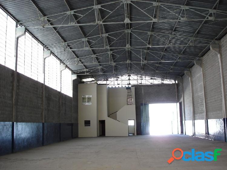 Galpão para locação área total 700 m² industrial jardim califórnia barueri