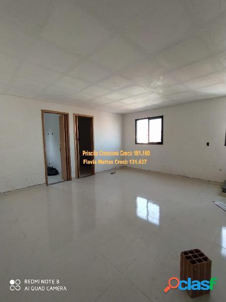Apartamento sem condomínio na vila alzira / santo andré - em obra