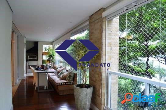 Apartamento com varanda e churrasqueira: planta bem distribuída, 3 suítes, excelente acabamento 3 vagas.