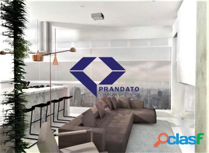 Apartamento duplex 155 metros quadrados localizado no 37º andar edifício horizonte jk