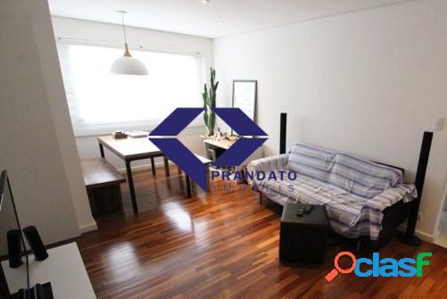 Apartamento à venda, com 70 m² - campo belo, são paulo.