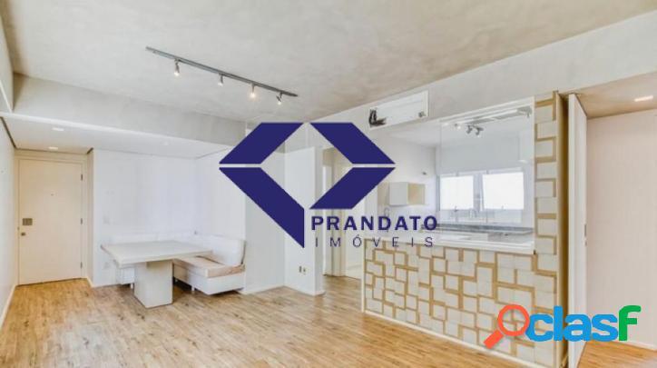 Vila olímpia/sp apartamento à venda 90m² 2 quartos vaga