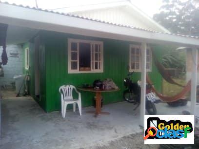 Casa de 3 dormitórios no jardim progresso em tijucas-sc