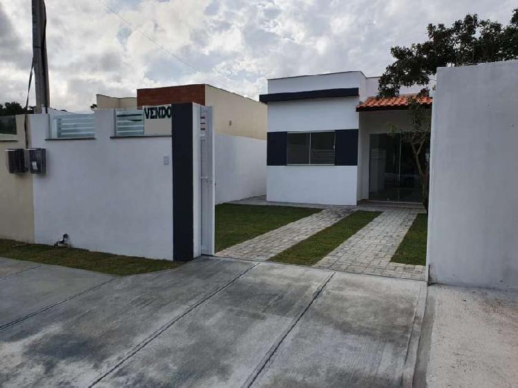Casa Balneario de Sao Pedro com 2 quartos