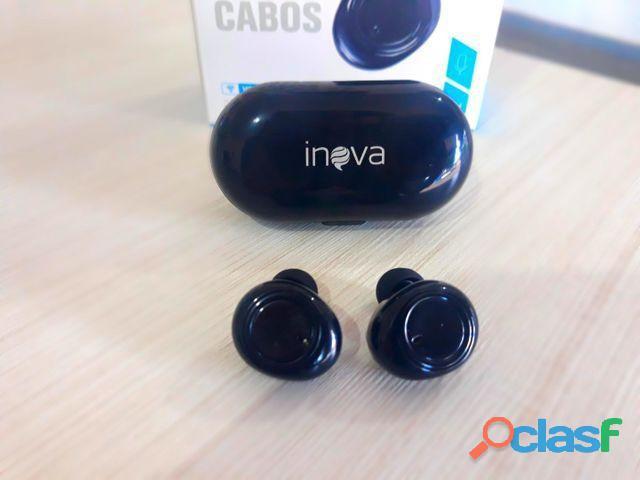 Fone ouvido bluetooth 5.0 inova, ((( frete gràtis somente hoje )))