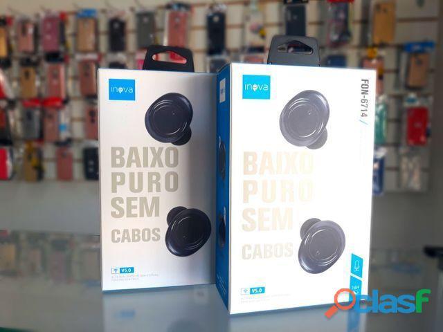 Fone Ouvido Bluetooth 5.0 Inova, ((( FRETE GRÀTIS SOMENTE HOJE ))) 1