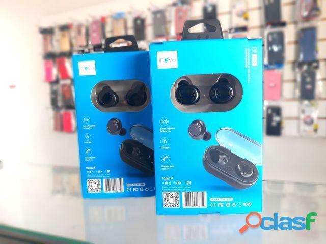 Fone Ouvido Bluetooth 5.0 Inova, ((( FRETE GRÀTIS SOMENTE HOJE ))) 2