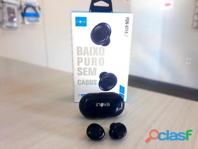 Fone Ouvido Bluetooth 5.0 Inova, ((( FRETE GRÀTIS SOMENTE HOJE ))) 3