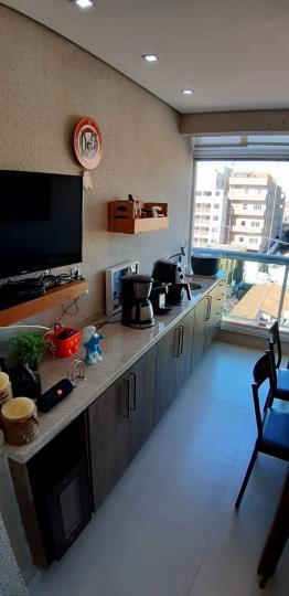 Apartamento de 57 metros quadrados no bairro vila yara com 2